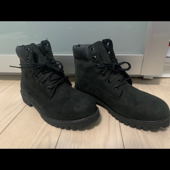 Timberland Shoes | Black Boots Youth